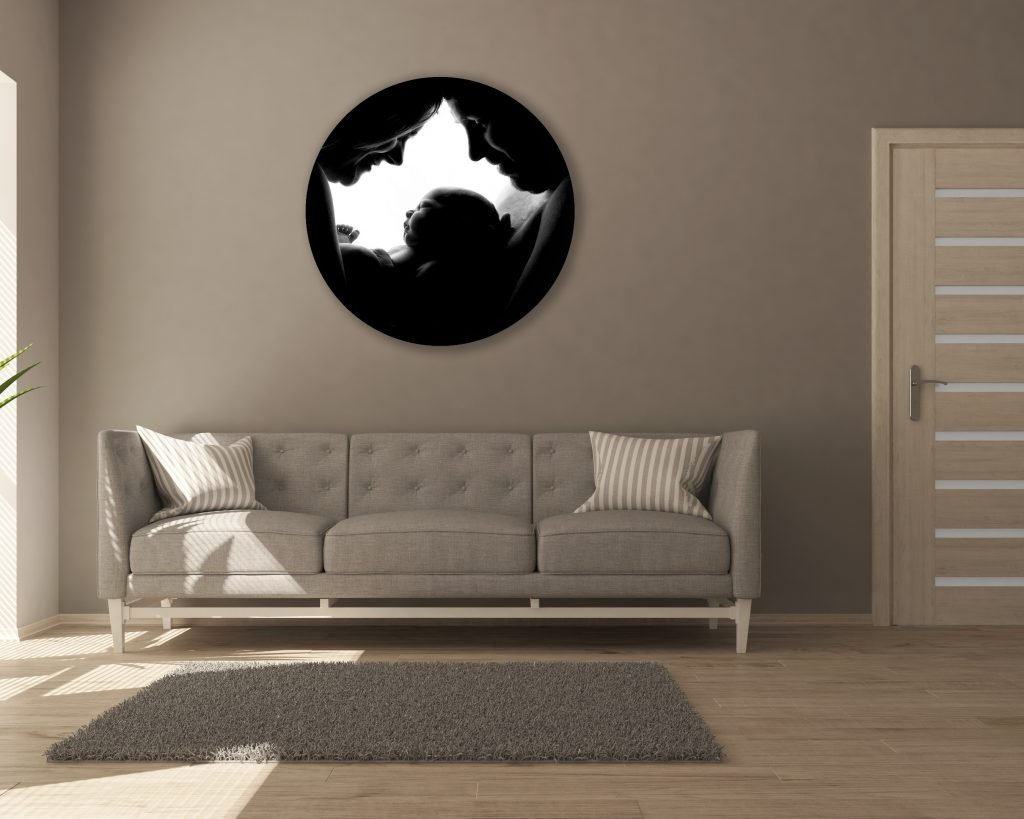 Orb wall art